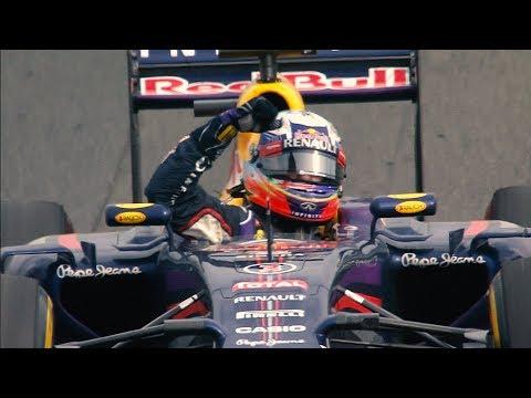 Daniel Ricciardo's Wet And Wild Win | 2014 Hungarian Grand Prix