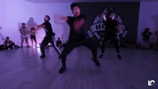 GINZA   J BALVIN Choreography By JOSH HUERTA