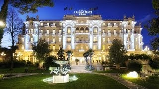 preview picture of video 'Grand Hotel Rimini - Benvenuti nel fascino'