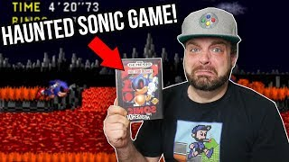HAUNTED Sonic The Hedgehog Game + MORE Sega Genesis Hacks! | RGT 85