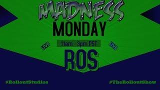 Monday Madness  11/13/17 W/ Mystro  & Adam Welton, Missterray (LHHH)