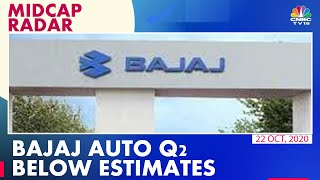 Bajaj Auto Q2 Results: ED Rakesh Sharma On Missing Street Estimates | Midcap Radar