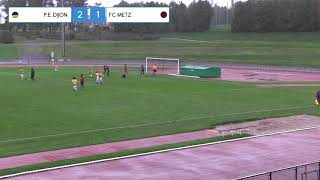 Pôle Espoirs P14 - FC Metz (3-3) - Novembre 2019