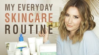 Sharing all my secrets Check out my everyday skincare routine up on my channel