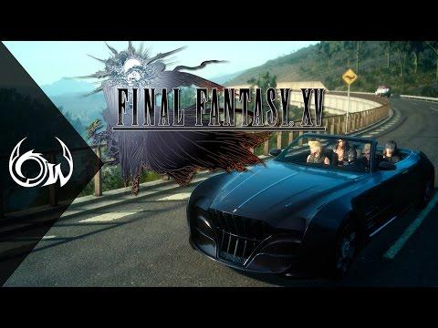 Imádtam!!! - Final Fantasy XV   Bemutató