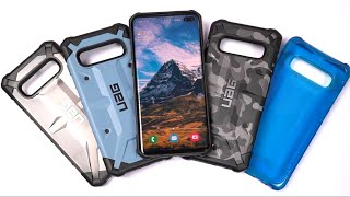 Samsung Galaxy S10 Plus UAG Case Line-up Unboxing, Overview and Review