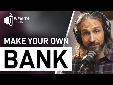 How to Create Your Own Personal Tax Free Bank / Wealth Labs Podcast with Garrett Gunderson