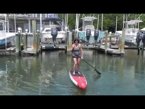 SIC FX 2016 SUP Review | SUP Stand Up Paddle Board Reviews by Carolina Paddleboard Co.