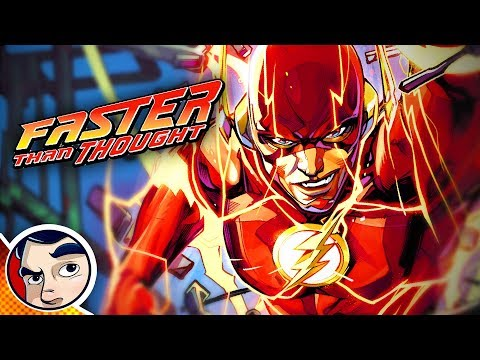 "Flash ""More New Powers! Sage Force!"" – Complete Story"