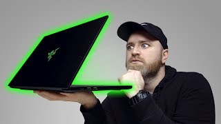Unboxing The World's Thinnest Gaming Laptop…