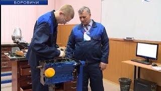 В Боровичах проходит первый региональный чемпионат