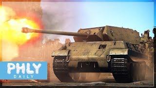 Panther Ersatz M10 | Master of Sabotage (War Thunder Tanks Gameplay)