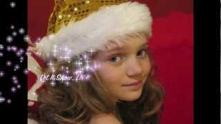 """Sapphire 9yrs Singing - """"Let It Snow! Let It Snow! Let It Snow!"""" by """"Frank Sinatra"""" """"Dean Martin"""""""