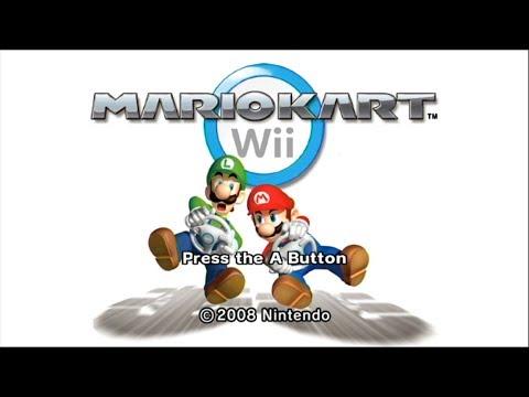 Wii Longplay - Mario Kart Wii