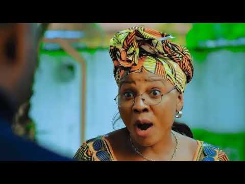 MAMA OYO AKAMUE NINI ? LOGETTE INTELLIGENTE. NANU ESALAMA TE NA RDC. NO COMMENT !
