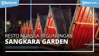 Sangkara Garden Bogor, Resto yang Tawarkan Ngopi Sambil Nikmati Nuansa Pegunungan