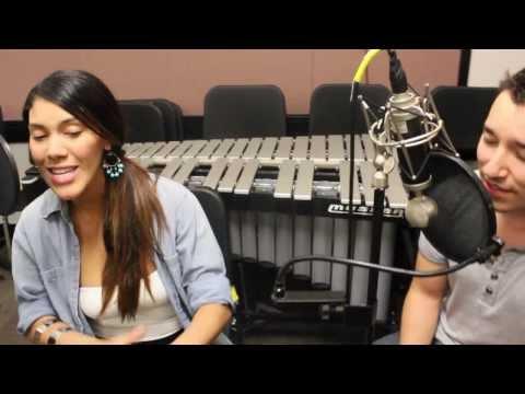 Tu Corazon Cover. Johan Sotelo (voice), Valeria Añez (voice), Miguel Coiz(piano).