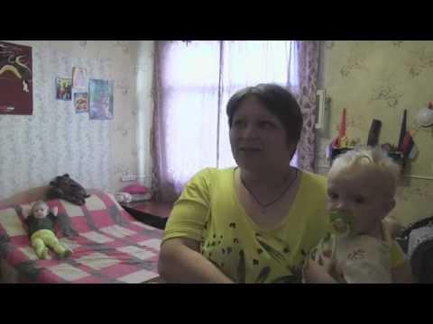 В Мурманске многодетная мать с детьми прописана в разрушенном доме