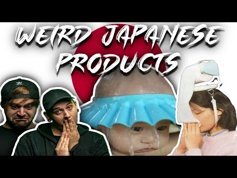 Japan Makes The Weirdest Products!!