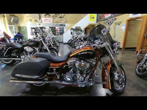 2008 Harley-Davidson CVO™ Screamin' Eagle® Road King® in South Saint Paul, Minnesota - Video 1