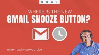 How To Enable & Use Snooze Button in New Gmail