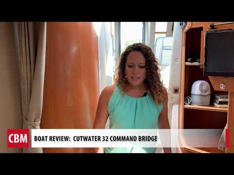 Cutwater C-32 CB video