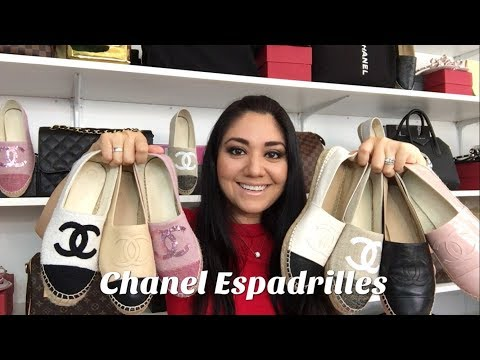 Chanel Espadrilles | Minks4All