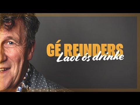 Laot ós drinke: nieuwe single Gé Reinders met Douaneharmonie