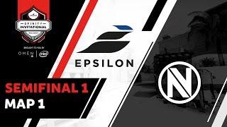 EnVyUs v Epsilon - Semi-Finals Map 1 [Mirage]