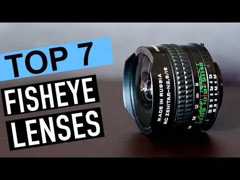BEST 7: Fisheye Lenses 2018