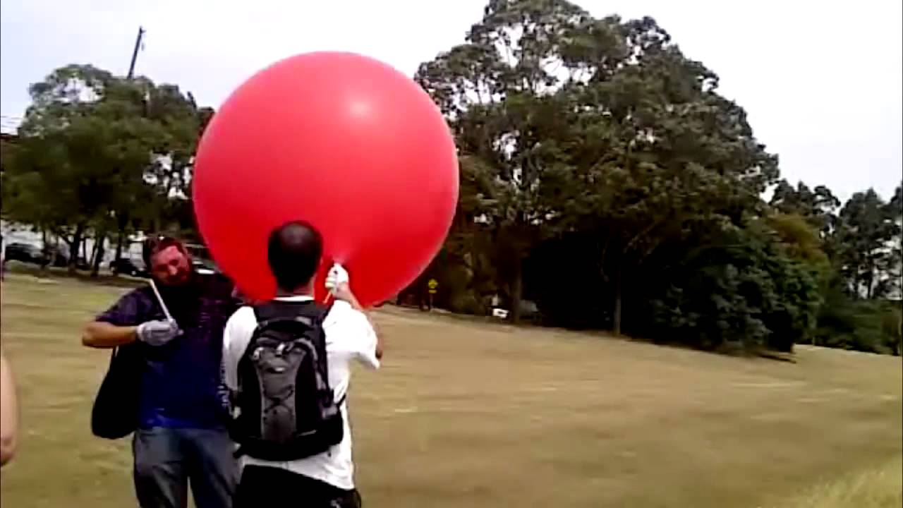 Awesome! High-Altitude Balloon Launch At Linux.conf.au In Ballarat