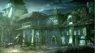 Клип по игре The Witcher под песню группы Disturbed