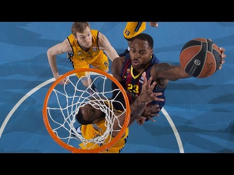 Highlights: FC Barcelona-ALBA Berlin