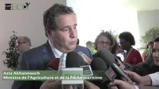 8ème édition des assises nationales de l'agriculture à Meknès