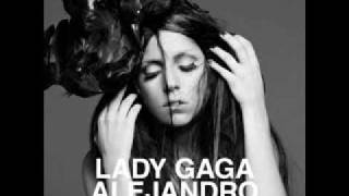 Lady Gaga - Alejandro (official Track) [The Fame Monster]