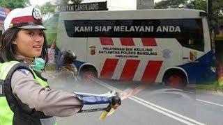 SIM Keliling Polres Bandung Hadir di Tugu Juang Baleendah