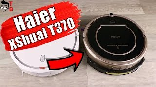 Haier XShuai T370 Review & Unboxing: Budget Robotic Vaccum Cleaner