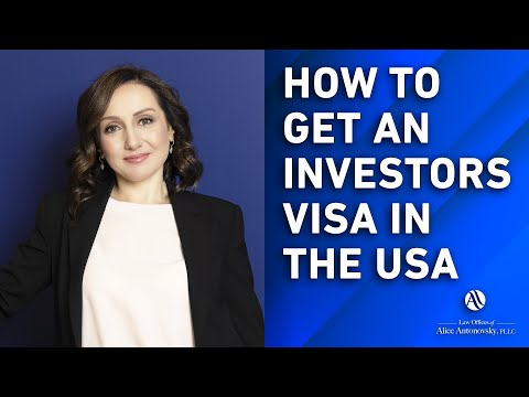 mp4 Investment Visa Usa, download Investment Visa Usa video klip Investment Visa Usa