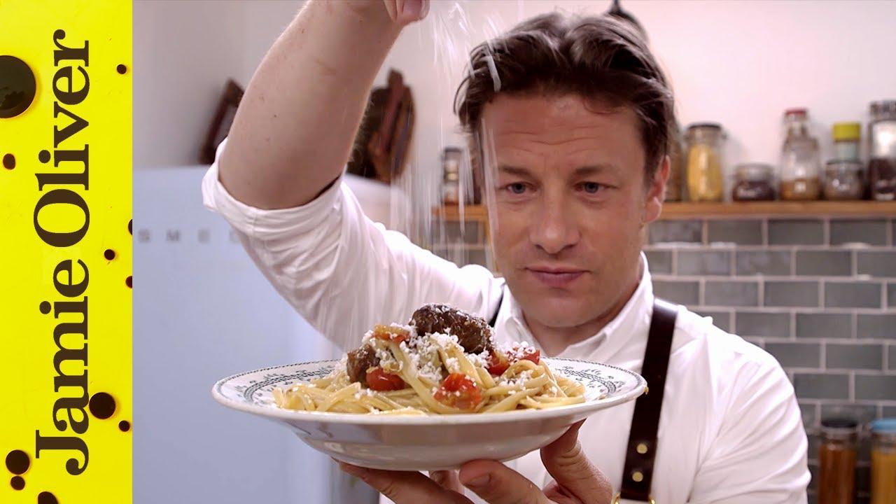 Pasta, 7 Ways: Jamie Oliver