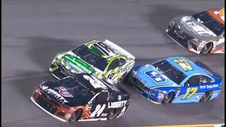 2018 Coke Zero Sugar 400 - Kyle Busch Hard Crash - Call By MRN