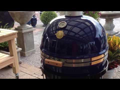 Kamado Grill Review: Kamado Joe Vs Grill Dome  Comparison of Kamado Style Outdoor Grills