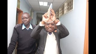 Itumbi freed on cash bail - VIDEO