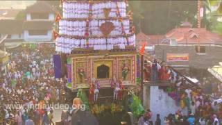 Ratholsavam at Kalpathi, Palakkad