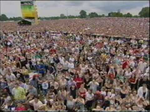 The Corrs So Young- Live Party In The Park- London 4 July 1999