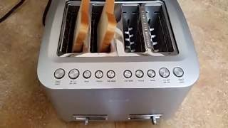 The Best 4 Slice Toaster Breville BTA840XL Review