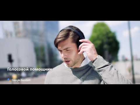 Наушники Sony WH-1000XM3 видео 1