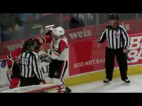 Luke Gazdic vs Zack Stortini