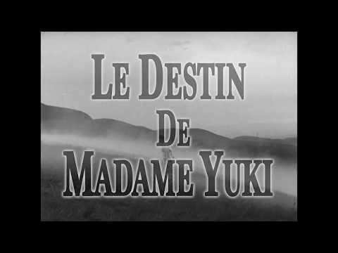 Le destin de Madame Yuki // Bande-annonce