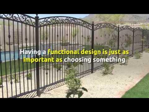Choosing a Fence Design