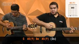 Seu Astral - Jorge e Mateus (aula de violão simplificada)